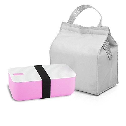 Box Lunch, microondas, calefacción, caja de alumno adulto ...
