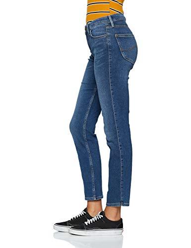 Elly Mujer Vo Slim Azul para Lee Vaqueros px1w4dd
