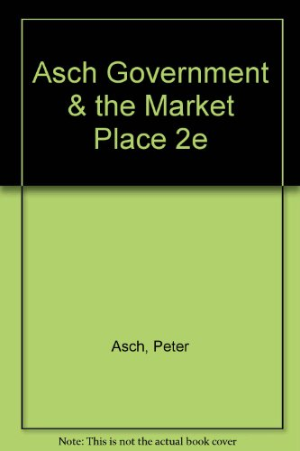 Government And The Marketplace