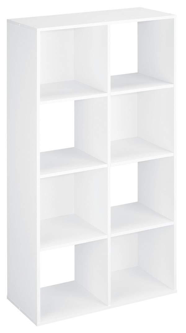 ClosetMaid 420 Cubeicals Organizer, 8-Cube, White by ClosetMaid