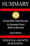 Product picture for Summary: Grateful American: A Journey from Self to Service by Personal Growth Publishing