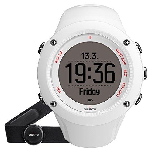 Suunto Ambit3 Run White (Hr) - Reloj de carrera GPS, color blanco 139.67€