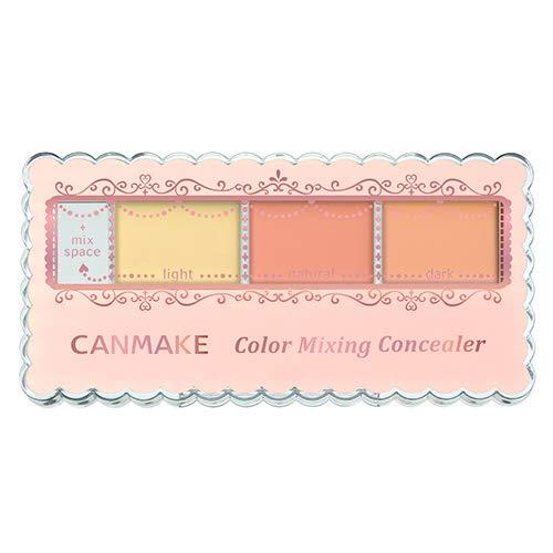 CANMAKE カラーミキシングコンシーラーC12 イエロー&オレンジベージュ