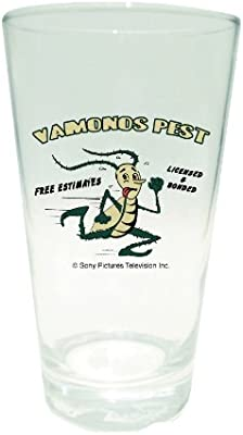 Breaking Bad Vamonos Pest Pint Glass