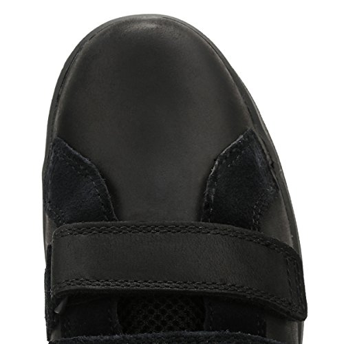 Timberland Junior Schwarz Oxford Court Side Schuhe