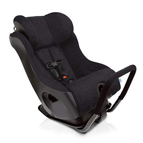 Clek Fllo Convertible Car Seat, Mammoth (Flame-Retardant Free)