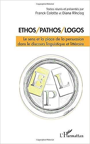 ethos pathos logos - Parfu kaptanband co