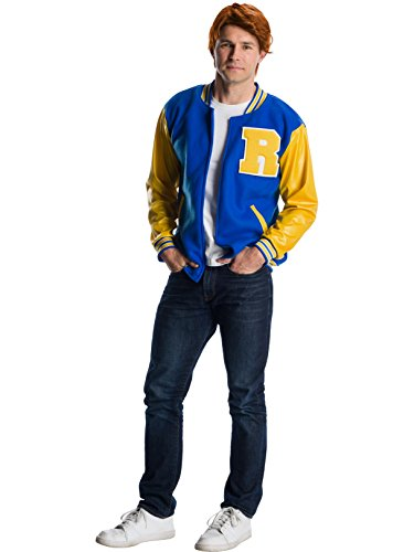 Rubie's Men's Riverdale Deluxe Archie Andrews, As As Shown, Standard]()