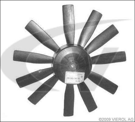 Price comparison product image Condenser Fan Blade Fits MERCEDES Sprinter W904 W903 W124 904 903 1985-2006