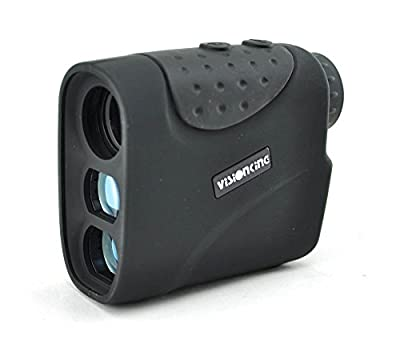 Visionking Range Finder 6x21 Laser Rangefinder Hunting Golf Rain Model 1200m New Black from Visionking Optical