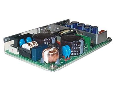LWT-50H-5FF, AC/DC Power Supply Triple-Out 5V/15V/-15V 8A/1.5A/1A 50W 12-Pin