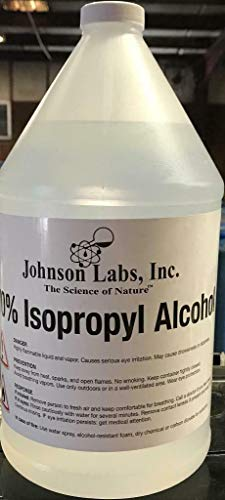 70% Isopropyl Alcohol Technical Grade 1 Gal, 4 Gallons/Case from 70% Isopropyl Alcohol Technical Grade by Johnson Labs Inc. 1-Gal, 4 Gallons/Case