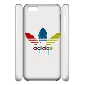Adidas Logo For iPhone 5c 3D Custom Cell Phone Case Cover 99UI958808