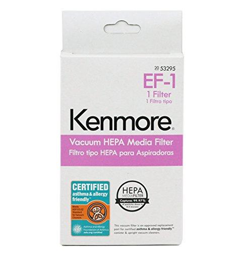 Kenmore 53295 Replacement Vacuum Filter