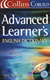 Cobuild Dict Advanced Learners 4th Ed Pb W/cd Rom, Collins Publishers Staff, 0007158009