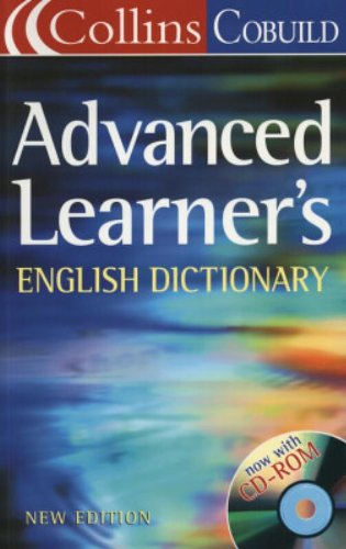 Advanced Learners English Dictionary (Collins Cobuild) -