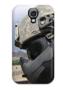 Series Skin Case Cover For Galaxy S4(soldier)