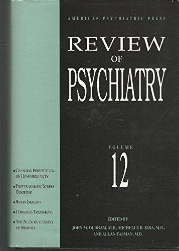 12: Review of Psychiatry