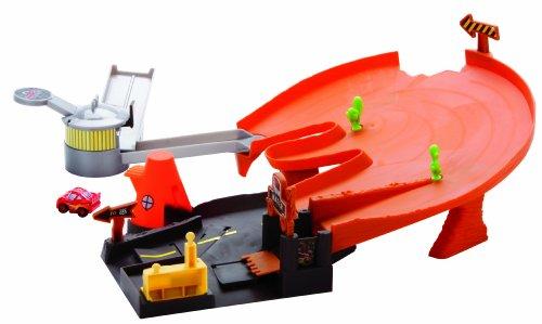 Cars Micro Drifters Radiator Springs Drift Challenge Track Set