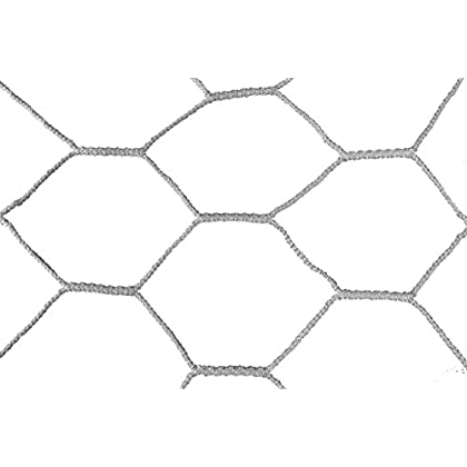Image of Nets Admiral Soccer Premier Full Size Prohex Goal Net