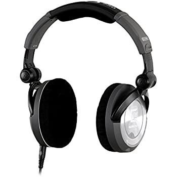 ultrasone hfi 580 s logic surround sound professional closed back headphones with. Black Bedroom Furniture Sets. Home Design Ideas