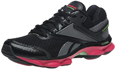 Reebok Women's Runtone Ready Running Shoes, Black/Grey