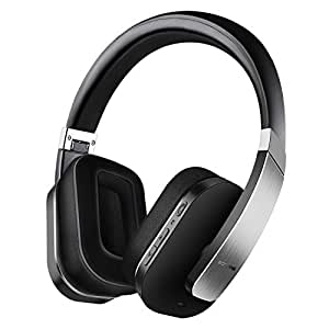 Wireless Bluetooth Headphones,Eonfine Noise Cancelling Over-Ear APT-X Headsets,14-Hour Play Time,Hi-Fi Sound Foldable Headphone with Built-in Mic for Apple, Android Devices