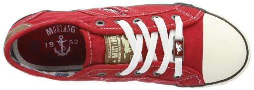 Mustang Low Top Womens Trainers iJnX2