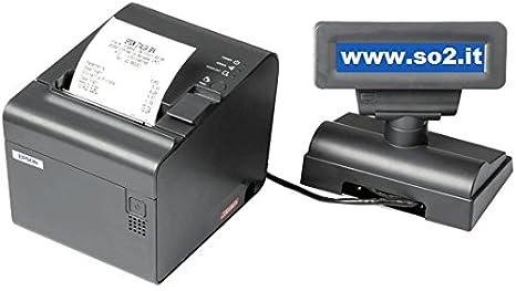 Epson TM-T900F (001): Italy Fiscal, PS, ECW - Terminal de Punto de ...