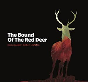 Bound Of The Red Deer