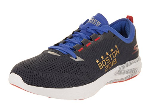 Boston Razor 2 Training 6 Skechers Go 5 2018 Women's US Marathon Women Navy Shoe MEB qwttXIS