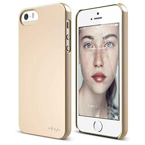 iPhone case elago Slim Champagne