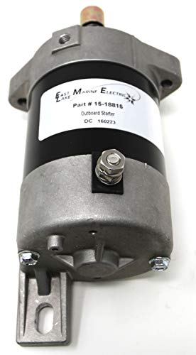 ELM Products Compatible with Suzuki 75-85 HP 9 Tooth O/B Starter