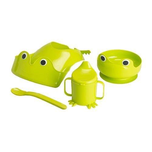 Ikea Mata Piece Green Dinnerware product image
