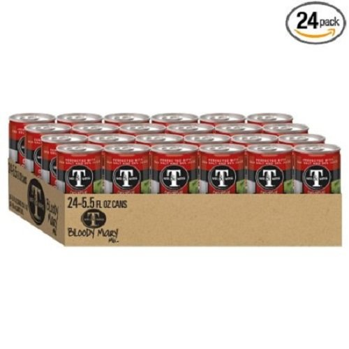 Mr & Mrs T Original Bloody Mary Mix, 5.5 Fluid Ounce Can, 24 Count by Mr. & Mrs. T (Image #2)