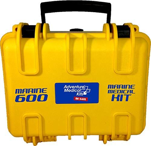 (Adventure Medical Kits Marine Series 600 First Aid Kit with Waterproof)