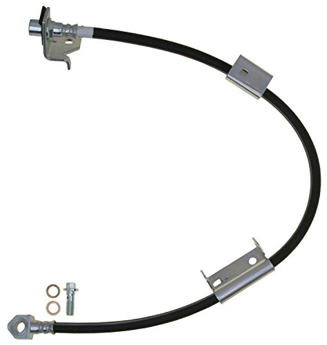 ACDelco 18J4298 Professional Front Driver Side Hydraulic Brake Hose Assembly (Hydraulic Front Brake)