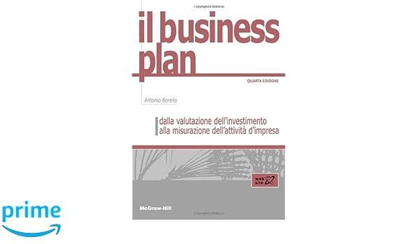 il business plan borello 2009