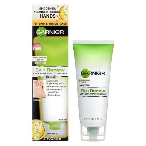 2 Pk, Garnier Skin Renew Dark Spot Hand Treatment, 2.7 Fl. Oz