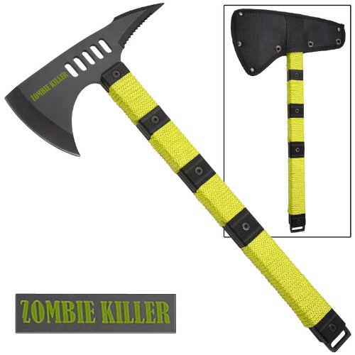 Zombie Killer Tactical Tomahawk Axe, Outdoor Stuffs