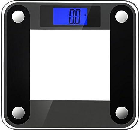 Ozeri Precision II - Báscula digital (200 kg capacidad), con tecnología de detección de cambio de peso y activación automática: Amazon.es: Hogar