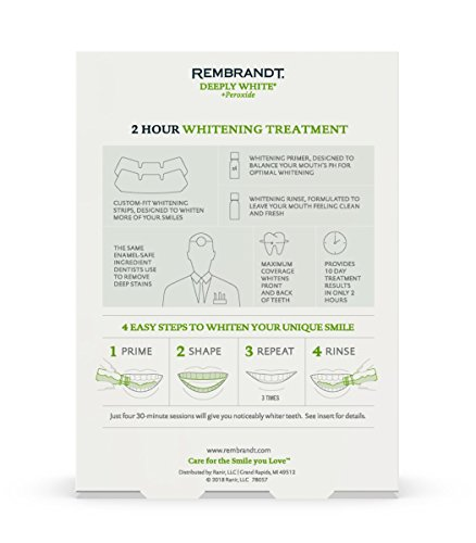 Rembrandt 2 Hour Teeth Whitening Treatment by Rembrandt (Image #1)