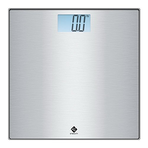 Etekcity Stainless Steel Digital Body Weight Bathroom Scale,