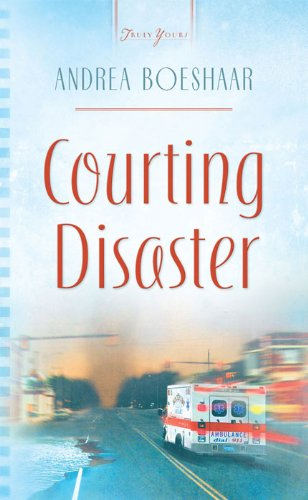book cover of Courting Disaster