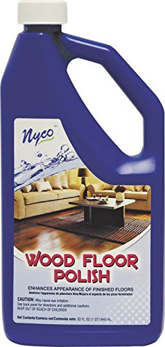 6/PACK NYCO PRODUCTS COMPANY NL90429-903206 WD RJVNTR PLYRTHN FLRS 32OZ