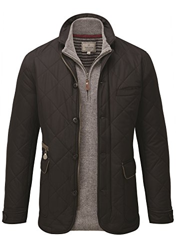 Quilted Lined Sports Jacket - 2