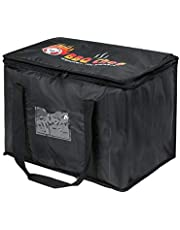 Food Delivery Bags,Food Delivery Insulated Bag,Food Warmer Grocery Bag,Insulated Reusable Grocery Bag,Thickened Oxford Cloth Pizza Bag for Food Delivery Bag(size:16L/1-Layer aluminum foil)