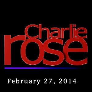 Charlie Rose: Oscars Show, February 27, 2014 Radio/TV Program