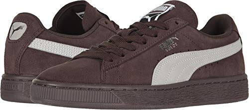 Wns Baskets Mode puma Femme Peppercorn Classic Puma White AwOwT