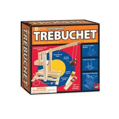 Keva® Contraptions, Trebuchet - Item #52131W